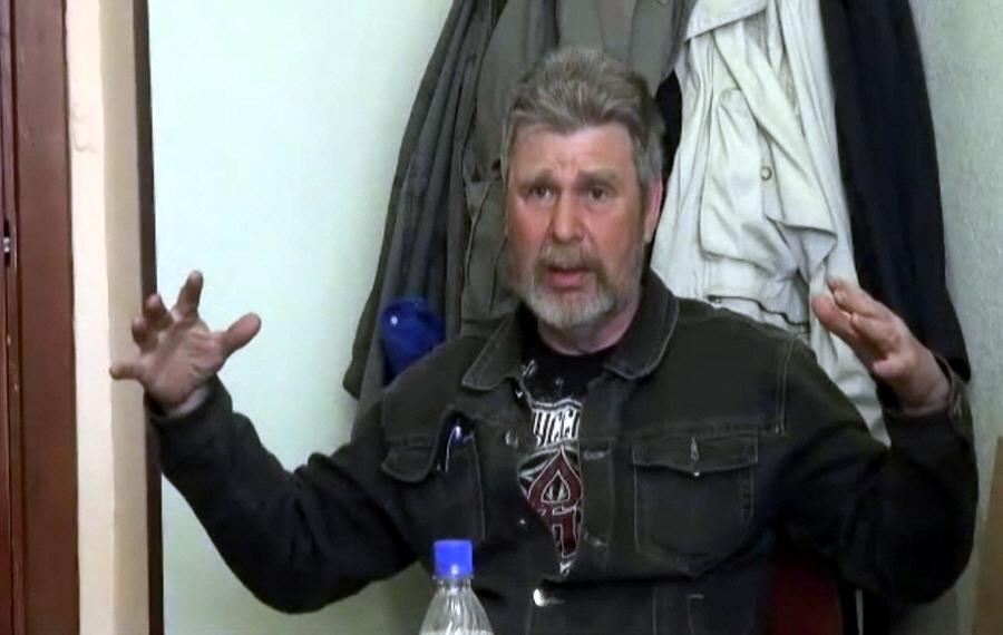 Георгий Сидоров - Пятая колонна во властных кругах