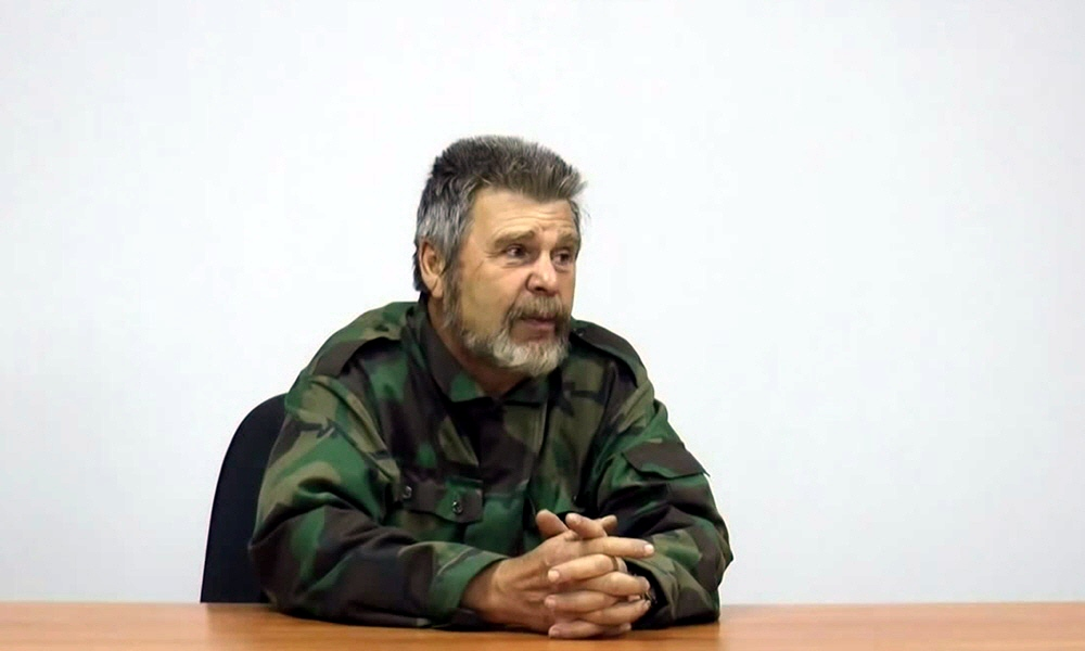 Георгий Сидоров в Барнауле 25 сентября 2013 года