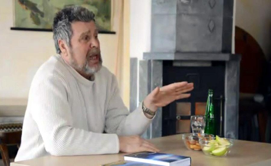 Георгий Сидоров в Германии в феврале 2013 года
