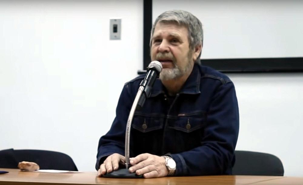 Георгий Сидоров в Краснодаре 13 февраля 2016 года