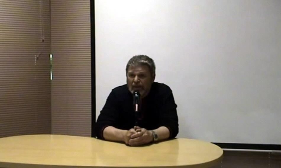 Георгий Сидоров в Томске 7 мая 2014 года