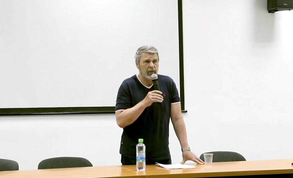 Георгий Сидоров в Краснодаре 24 мая 2015 года