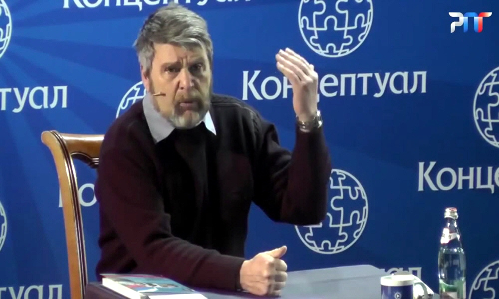 Георгий Сидоров в Москве 1 февраля 2014 года