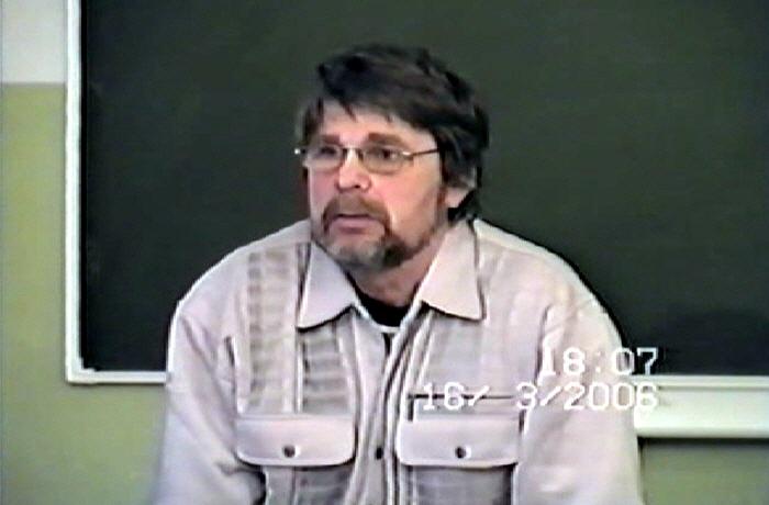 Лекция Георгия Сидорова о Теории Систем 16 марта 2006 года