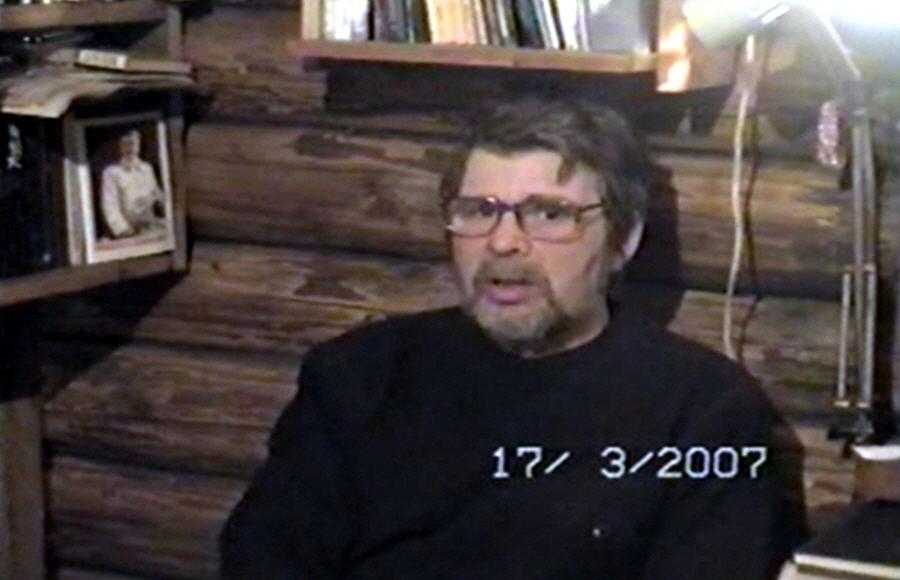 Лекция Георгия Сидорова о происхождении казачества 17 марта 2007 года