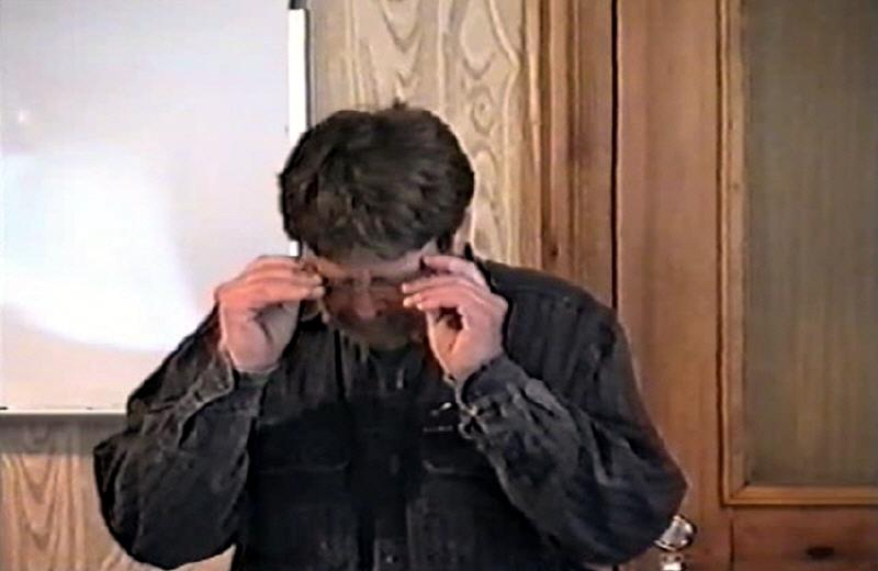 Лекция Георгия Сидорова о современной науке 25 мая 2006 года