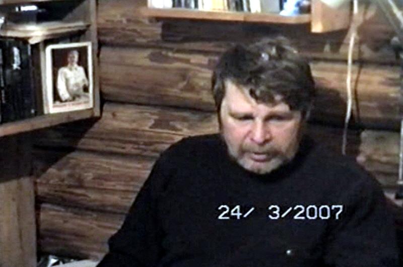 Лекция Георгия Сидорова про Историю казачества 24 марта 2007 года