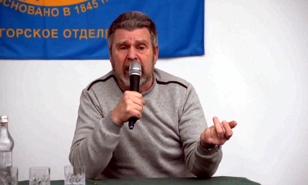 О чём Георгию Сидорову поведал хранитель острова Вайгач