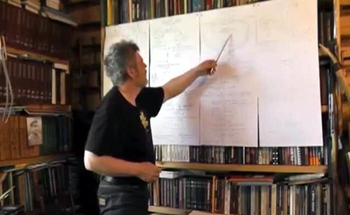 Теория инопланетного присутствия и управления земным социумом