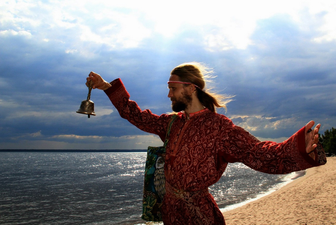 Восходящая звезда ведического возрождения сказочной Руси