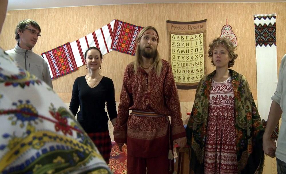 Зачин православной церкви кощунственных крамольников имени Светлого Колобка