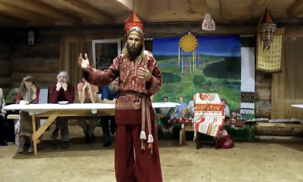 Участие легов-хранителей в жизни славяно-арийских народов