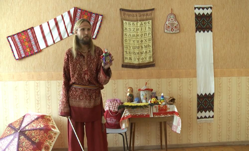 Что такое белая славянская кукольная магия