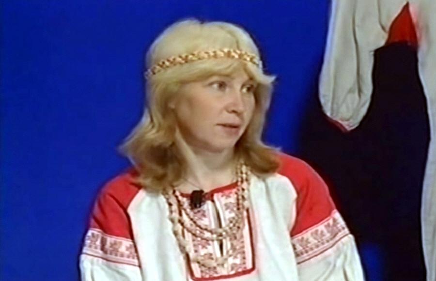 Из каких материалов древние русы стремились шить свою одежду