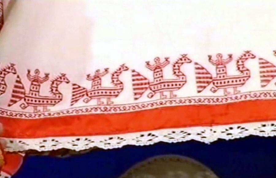 Какие духовные глубины содержали в себе одеяния наших славных Предков