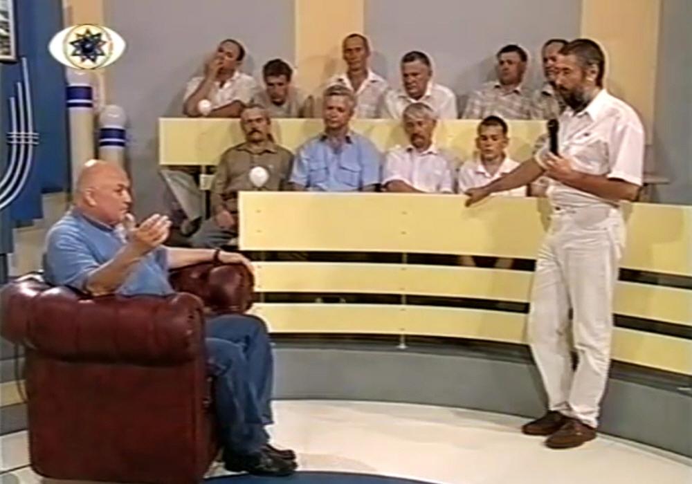 Константин Петров в передаче Глобальный взгляд