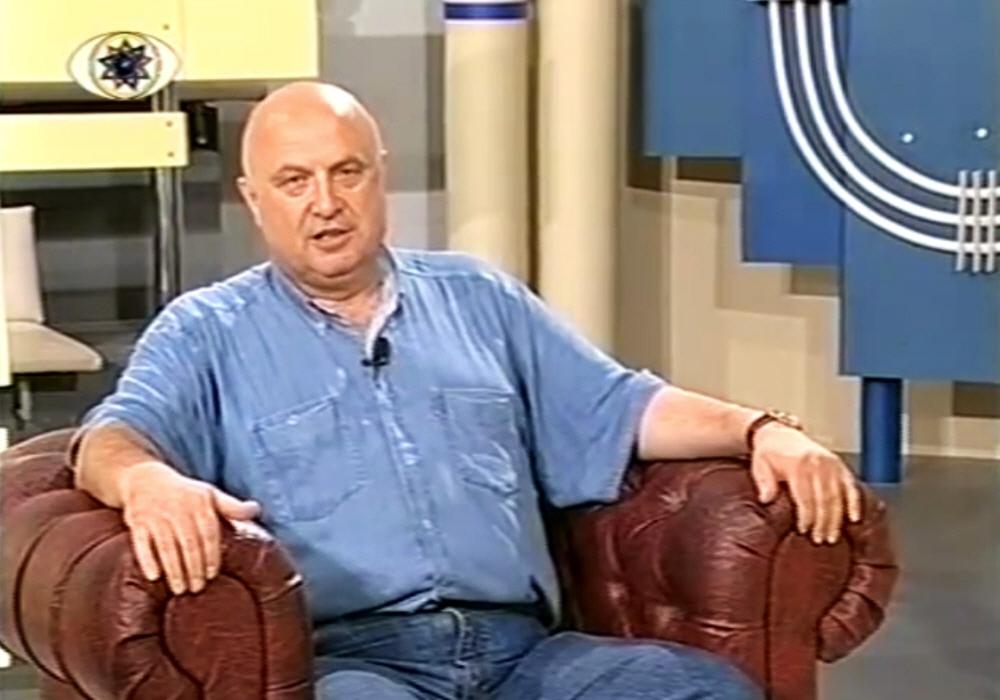 Константин Петров - руководитель Концептуальной Партии Единения