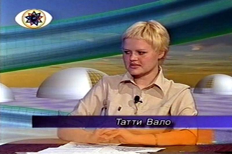 Кто такая Татти Вало - Наталья Бекетова