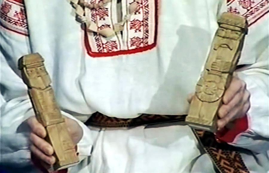 Предназначение деревянных кумиров в славянской культуре