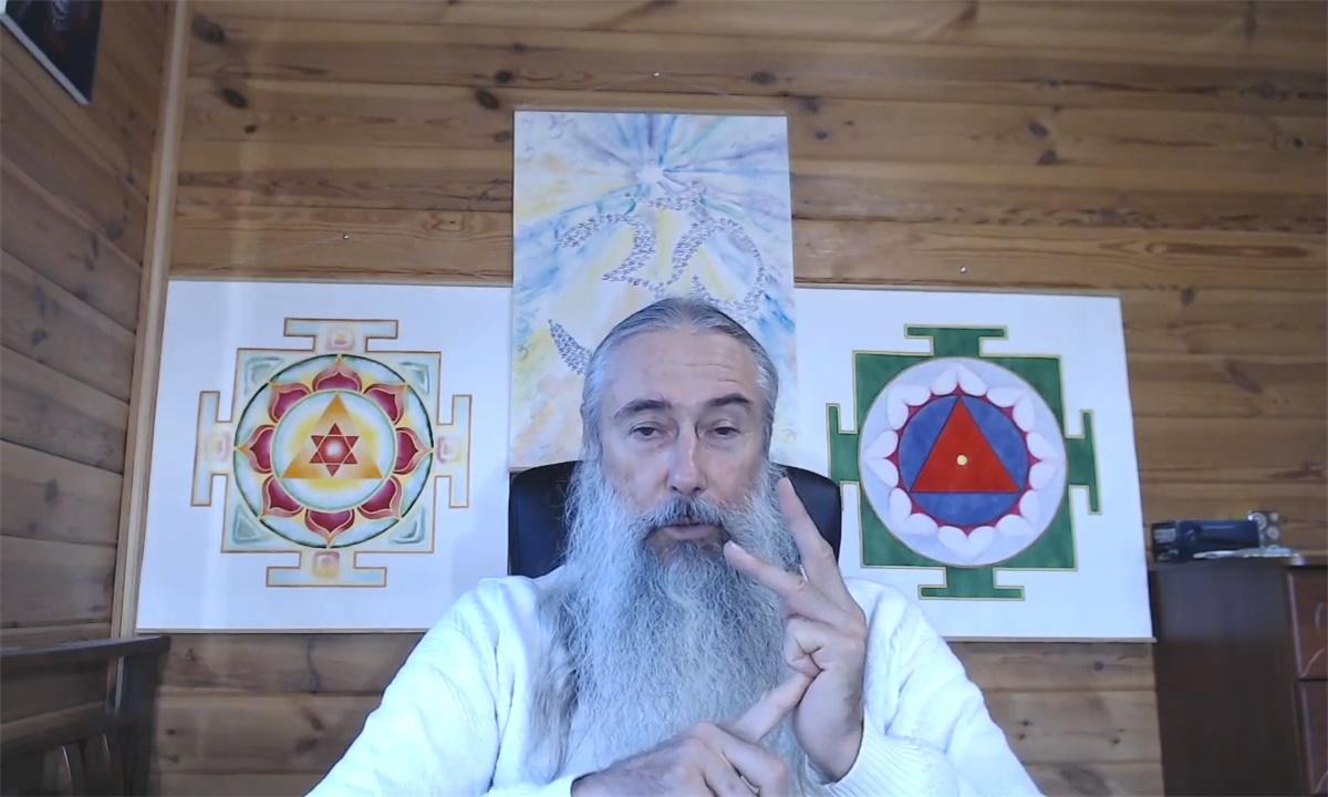 Всеславъ Глоба - ведический мудрец