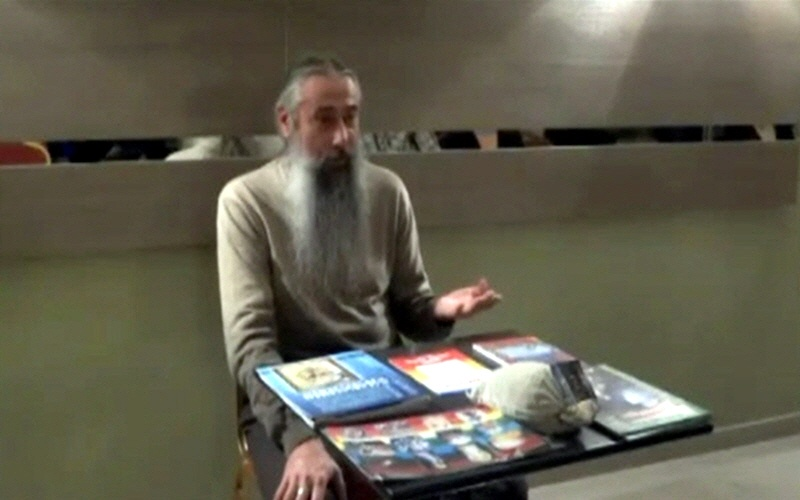 Игорь Глоба в Мариуполе 7 декабря 2011 года