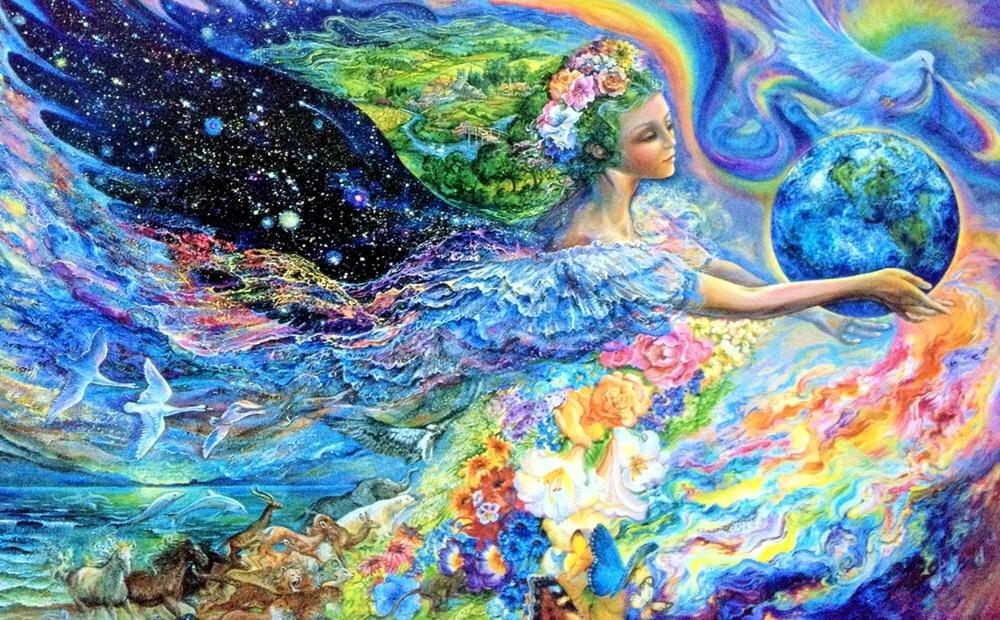 Как и для чего Богородица Зимунъ проявляет через себя энергию благости