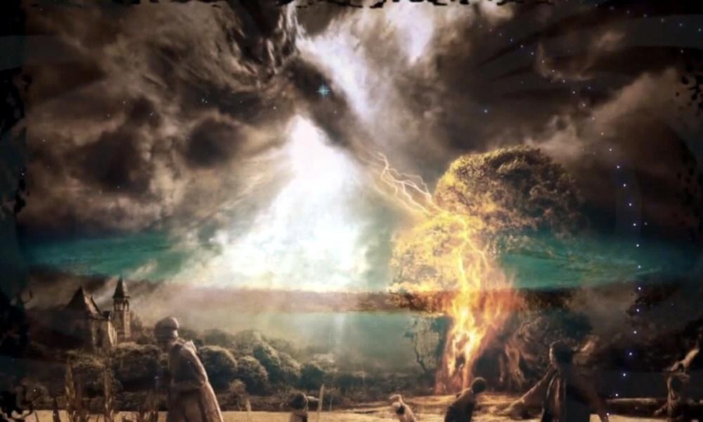 Проявление в нашем мире вселенской битвы Белобога и Чернобога