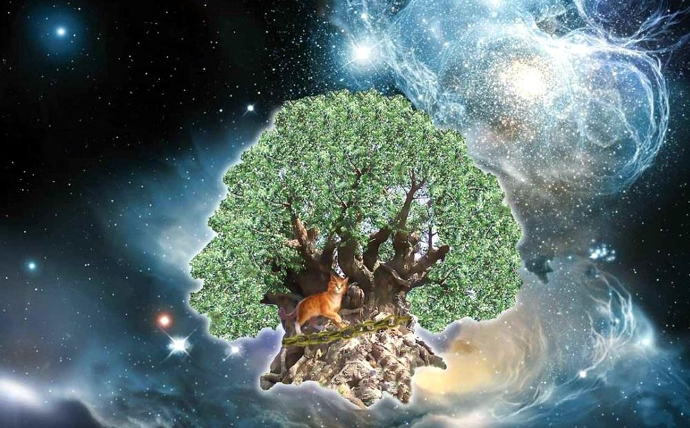 Яблоня и яблоко как символ наивысшего духовного состояния