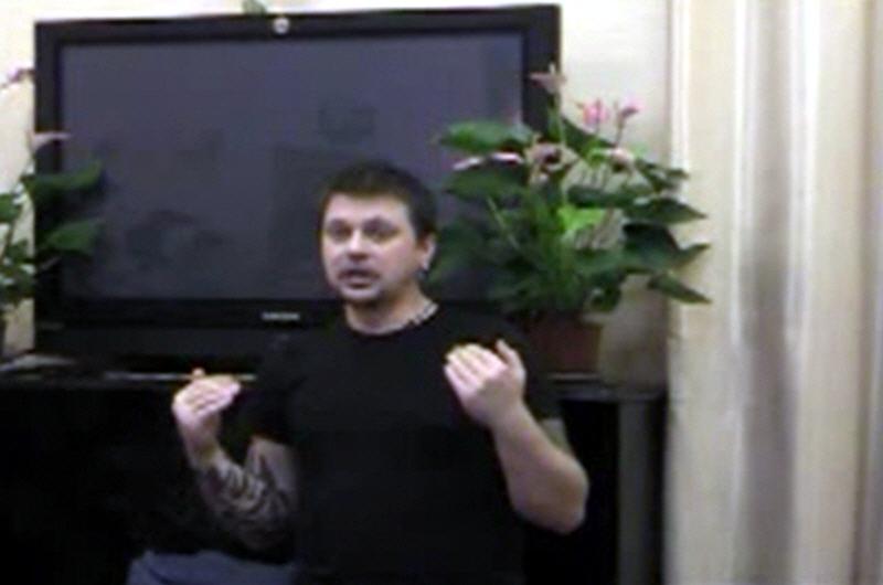 Илья Чёрт - Духовная лекция