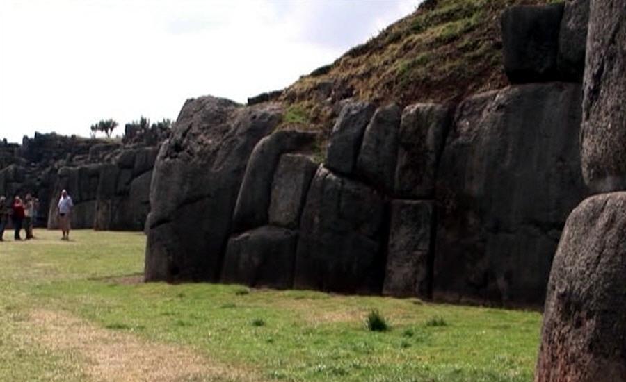 Анализ древних сооружений Перу