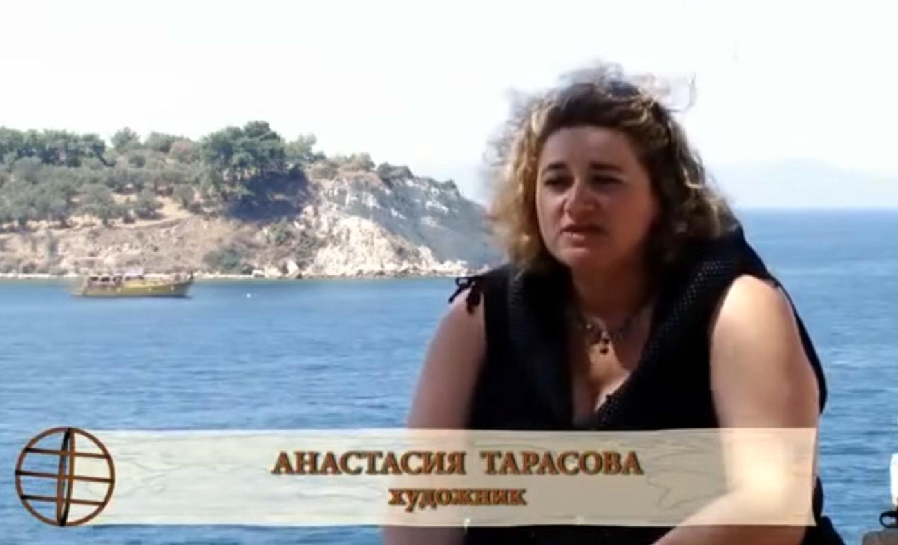 Анастасия Тарасова - художник