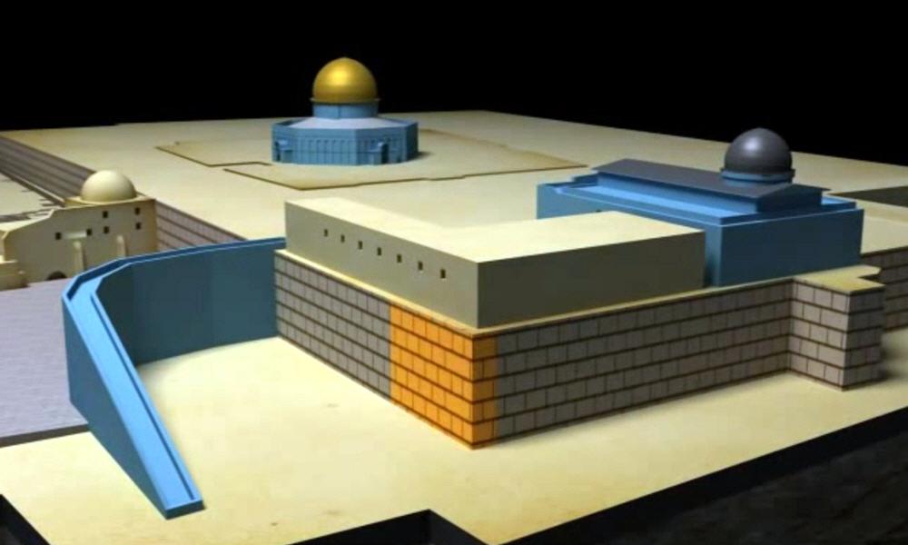 В чём заключается уникальность архитектурного комплекса Храмовой Горы