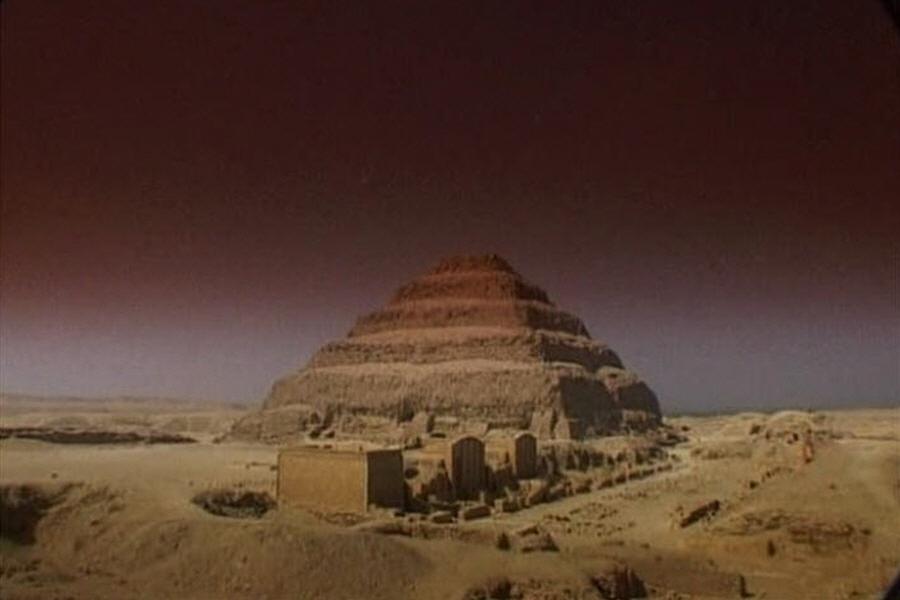 Древняя каста египетских жрецов