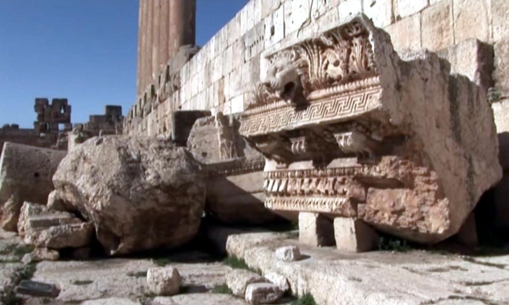 Загадки и тайны грандиозного храмового комплекса Баальбек в Ливане