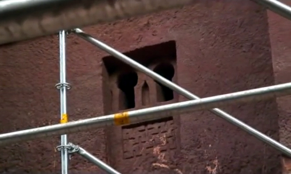 Загадки строительства подземных храмов Лалибелы