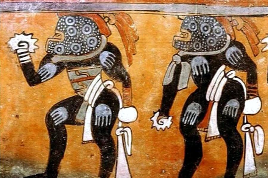 Исторический произвол в определении возраста древней архитектуры Паленке