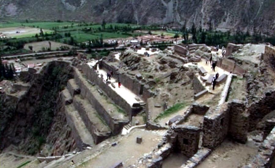 Какие события прошлого помнит древняя крепость Ольянтайтамбо