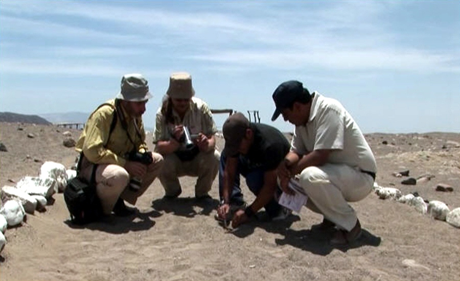 Какие тайны Перуанская земля скрывает под своей поверхностью