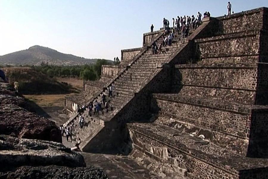 Как древние предания ацтеков описывают рождение мира в начале нашей эпохи