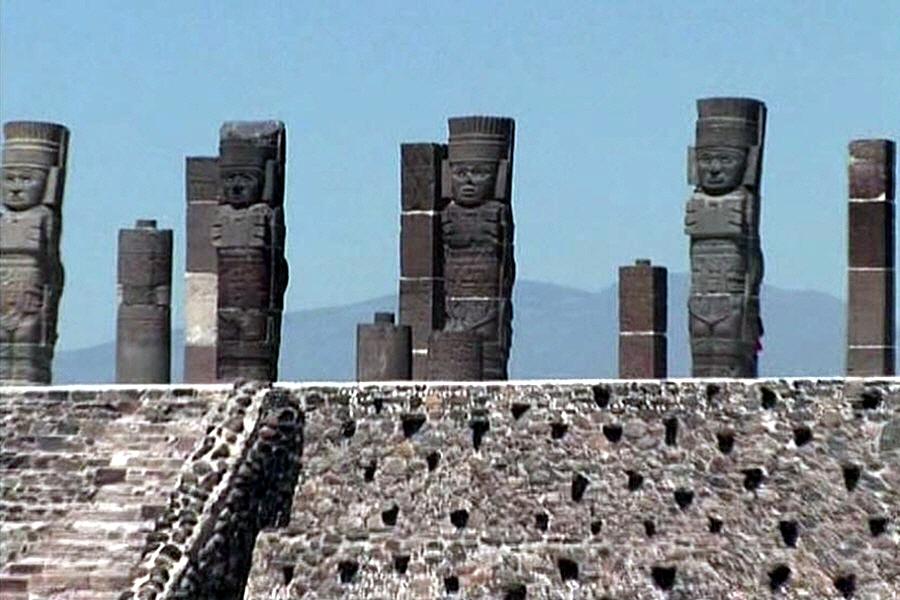 Кто был создателем древнего города Тиотиокан