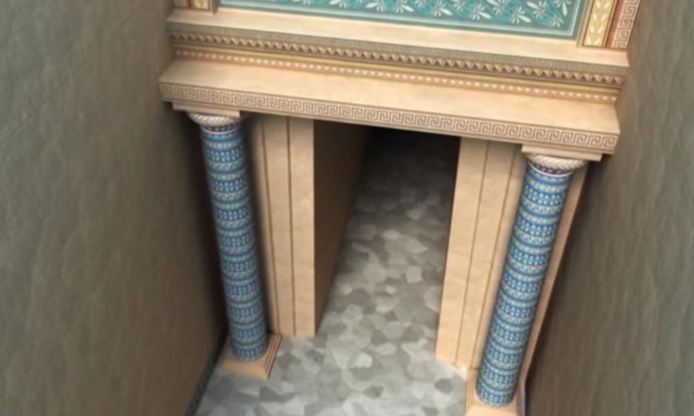 На каких остатках построена древняя греческая архитектура