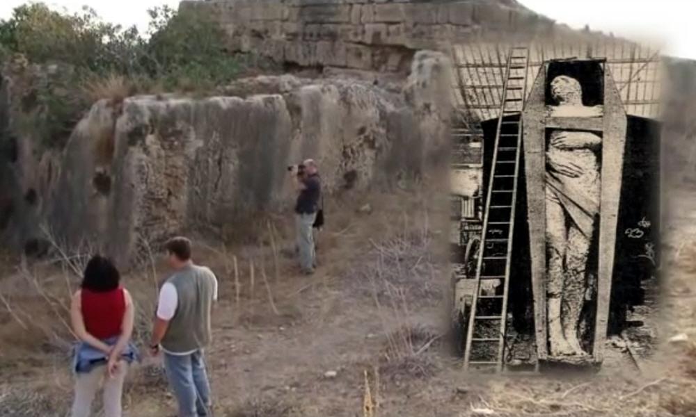 Не афишируемые официальной наукой находки останков трёхметровых людей