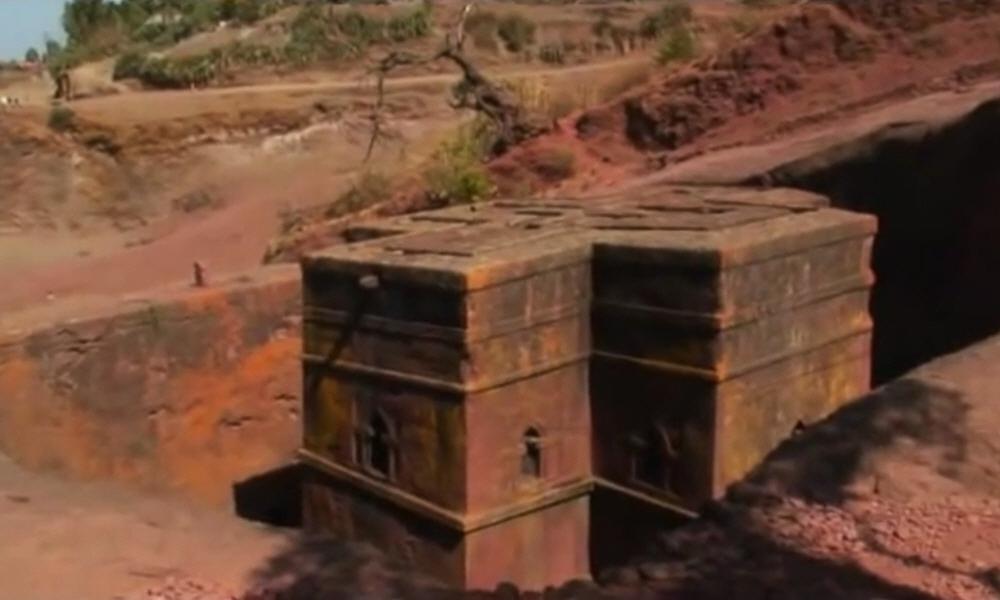 Поиск следов древней высокоразвитой цивилизации на территории Эфиопии