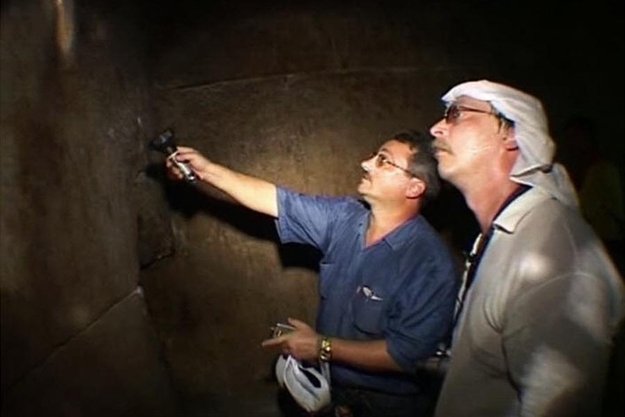 При помощи каких технологий возводились знаменитые Египетские пирамиды