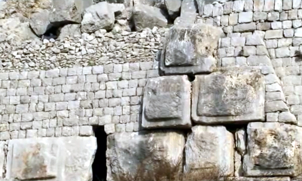 Свидетельства присутствия на территории современного Израиля высоко развитых цивилизаций