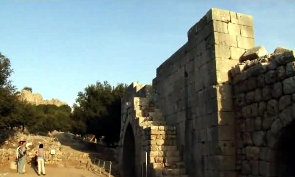 Удивительные особенности мегалитической кладки крепости Нимрод