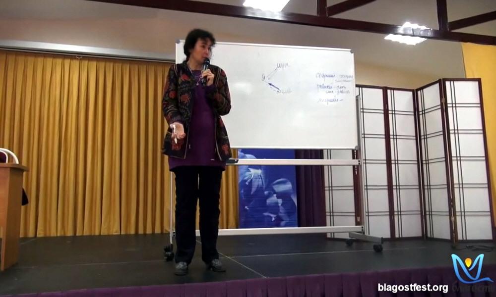 Выступление Марины Таргаковой на Международном фестивале Благость в Анапе в мае 2014 года