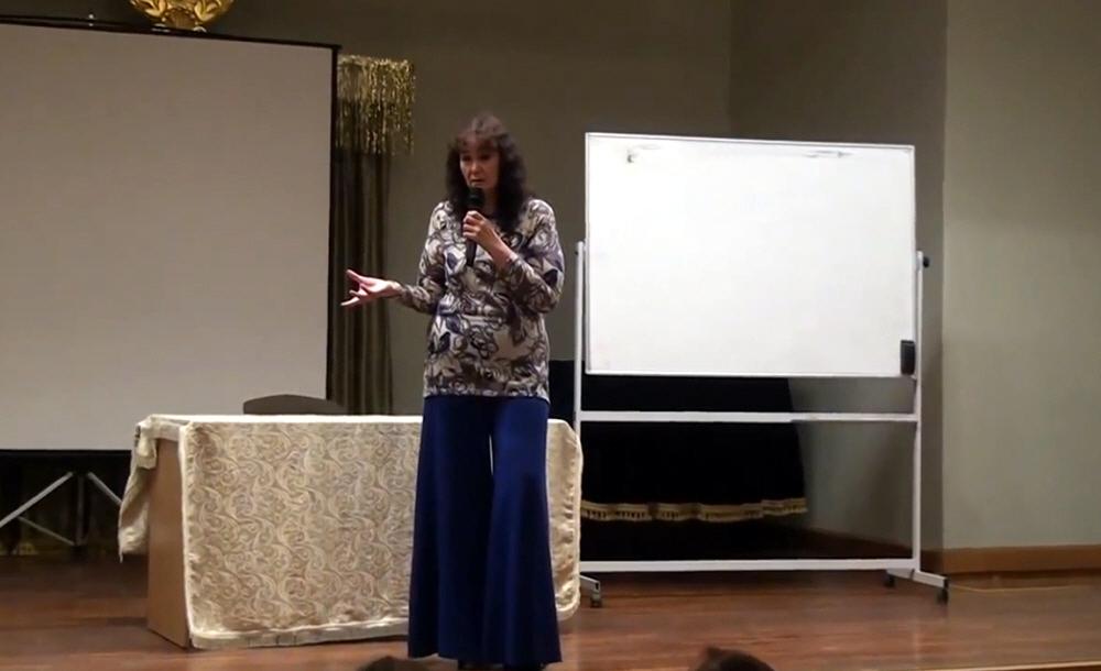 Марина Таргакова в Екатеринбурге 29-30 ноября 2013 года