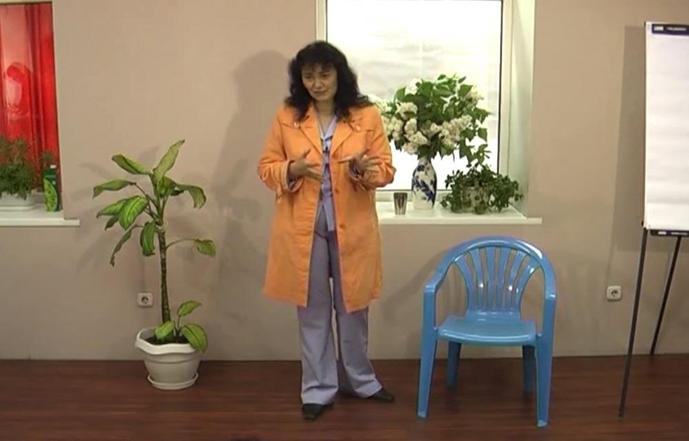Семинар Марины Таргаковой о таинстве ведического воспитания в 2009 году
