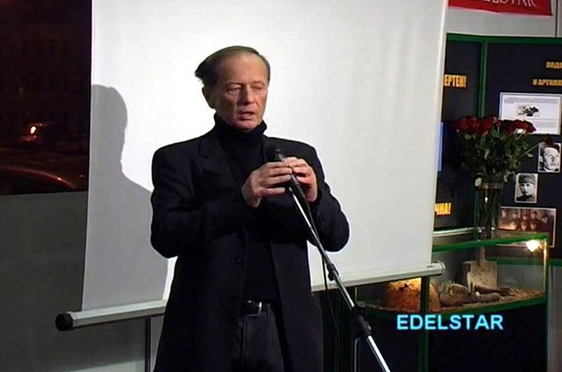 Выступление Михаила Задорнова в клубе Edelstar в декабре 2010 года